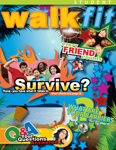 WalkFit Student Workbook cover